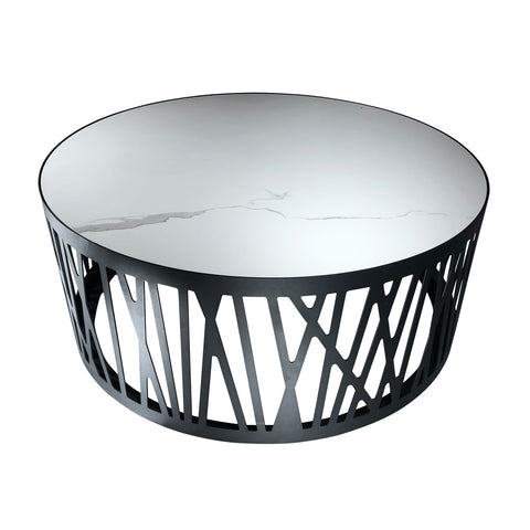 Parisi Coffee Table Silver