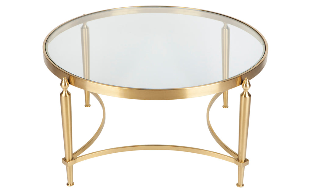 Jermaine Coffee Table Gold