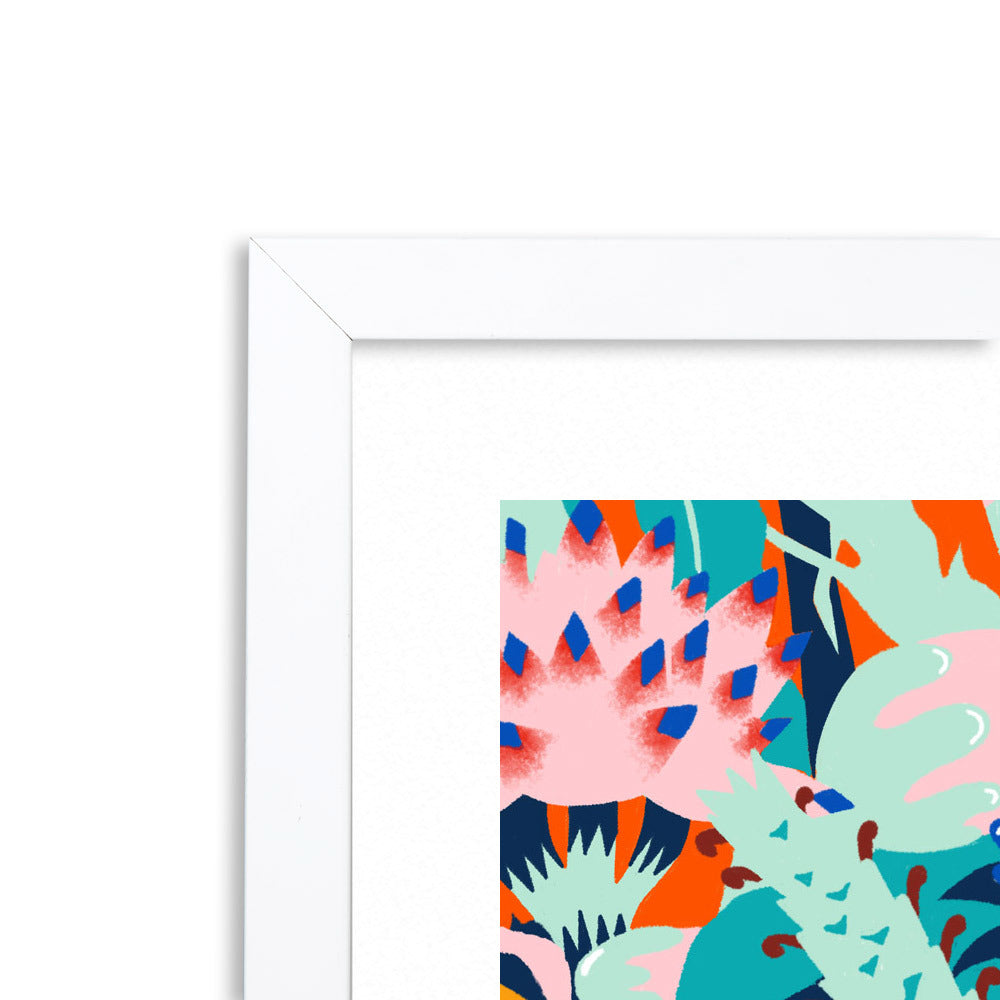 Small Plant 1 Framed Print