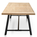 Johnson Recycled Elm Dining Table