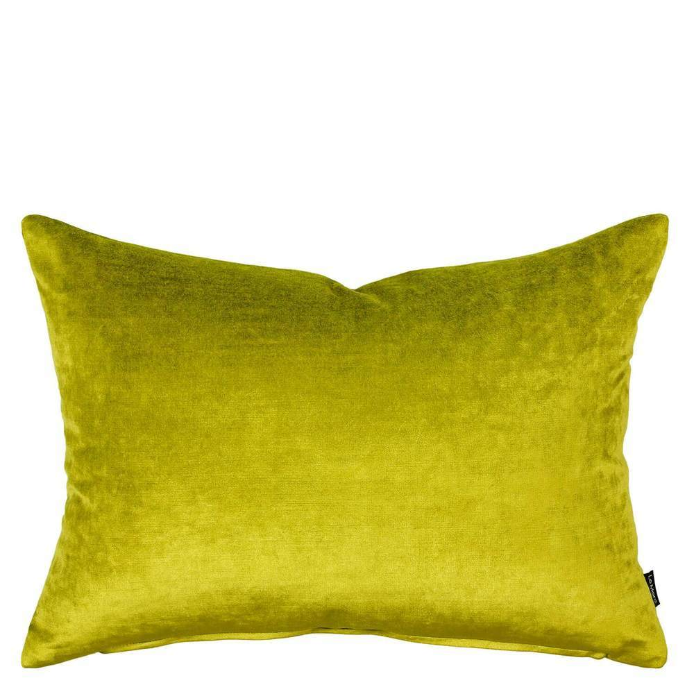 Toulouse Chartreuse Rectangular Cushion