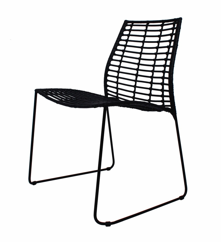 Makeni Dining Chair Black