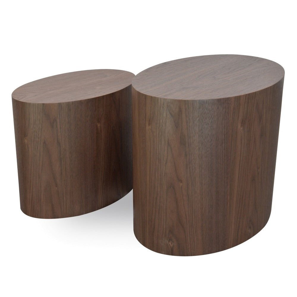 Manjula Side Tables/Stools Set/2