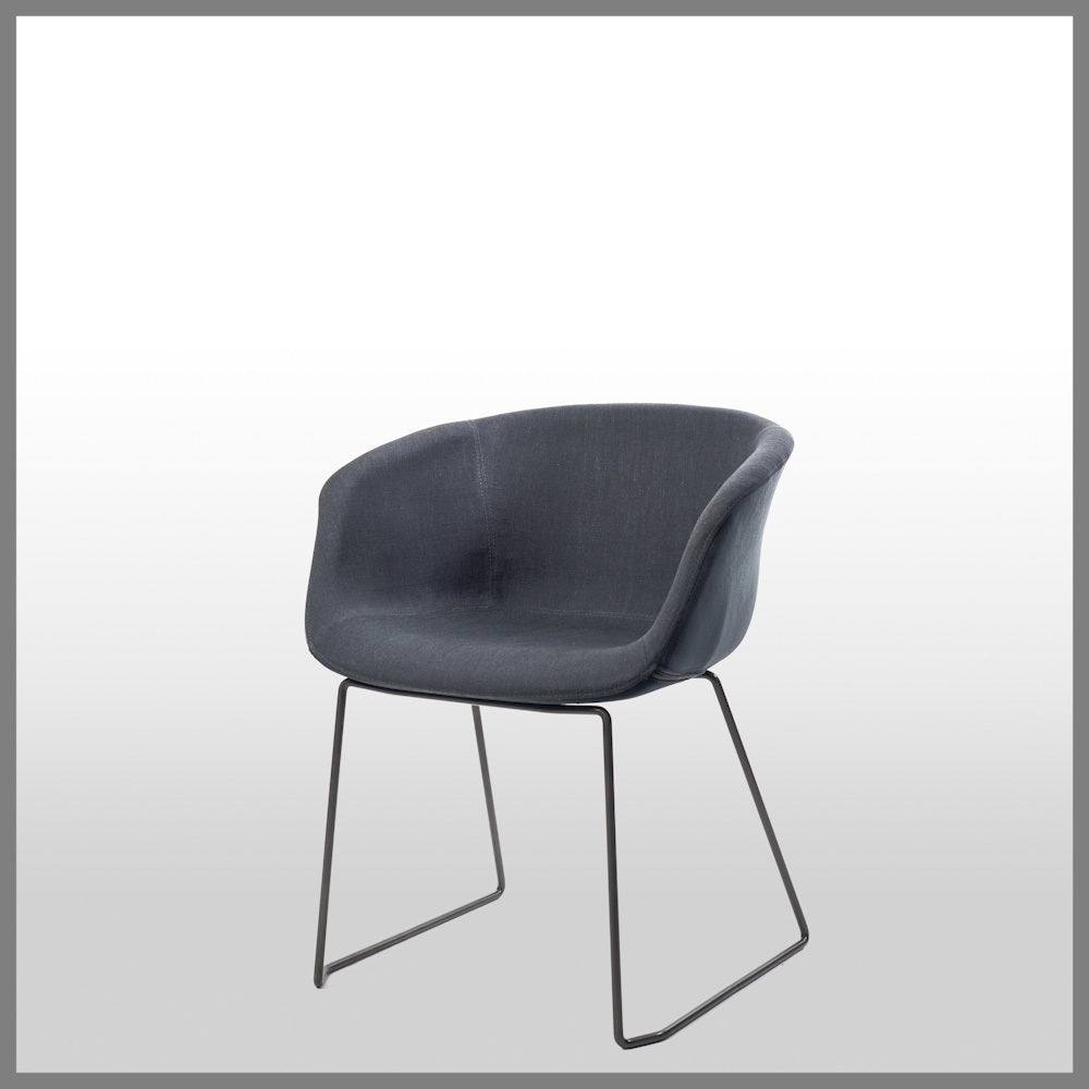 Hansel Dining Chair Graphite