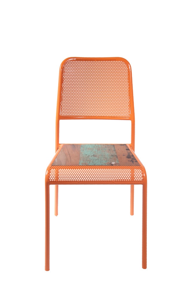 Kleo Dining Chair Orange
