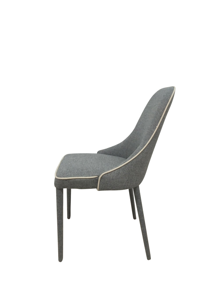 Piper Dining Chair Grey