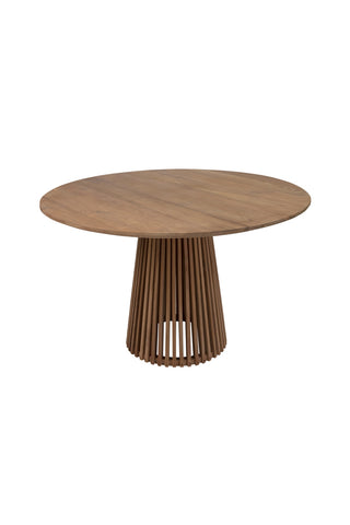 Georgian Oak Dining Table Round