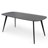 Miller Dining Table Black
