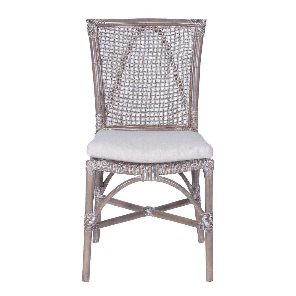 Palm Island Dining Chair Grey