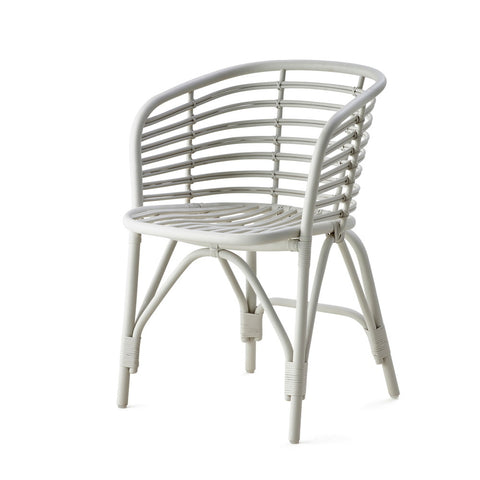 Blend Dining Chair White with Cushion Options