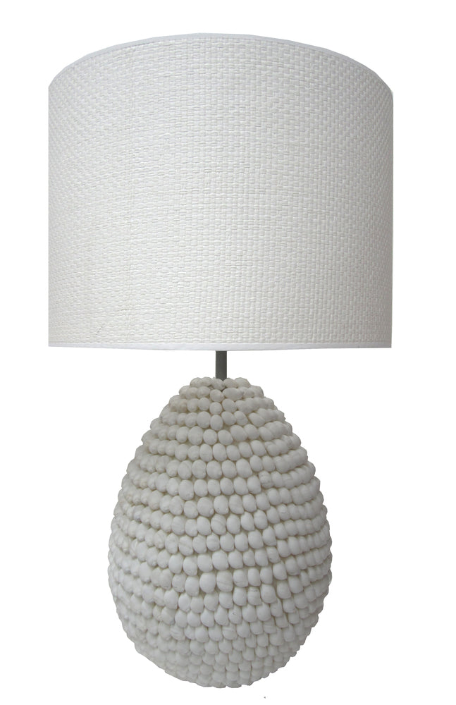 Chloe Shell Lamp Large