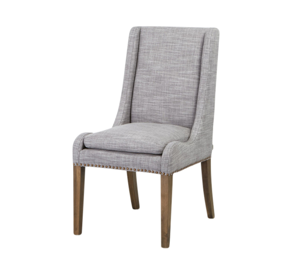 Yarra Dining Chair Grey Blend