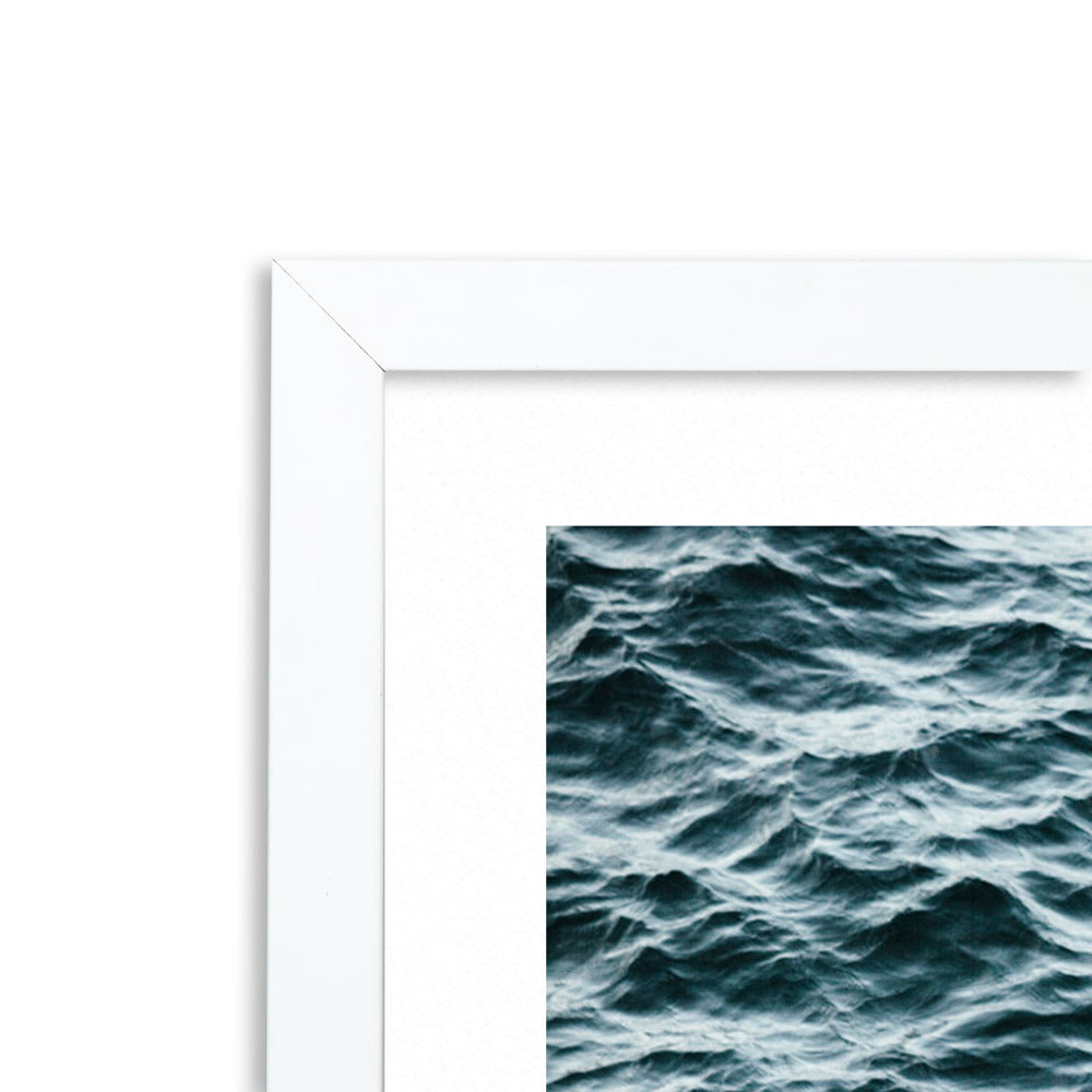 Sea 2 Framed Photographic Print