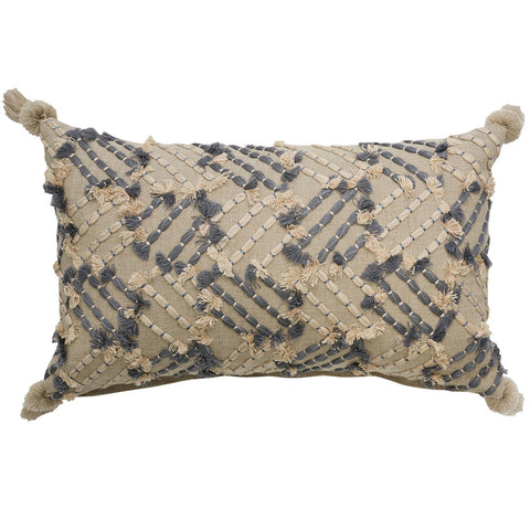 Cloverdale Velvet Navy Cushion