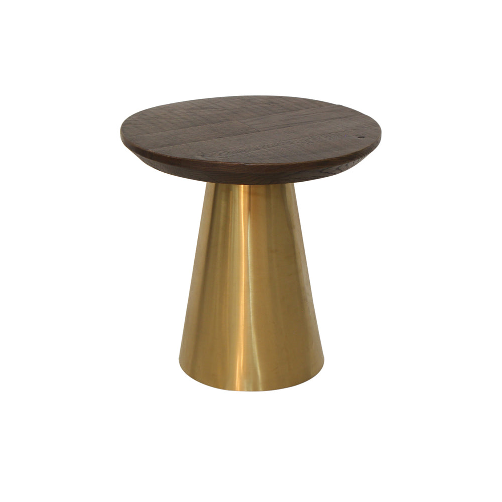 Wide Ellington Conical Side Table