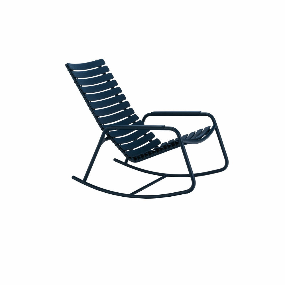 Clips Rocking Chair Midnight Blue