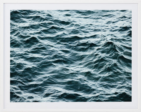 Sea 1 Framed Photographic Print