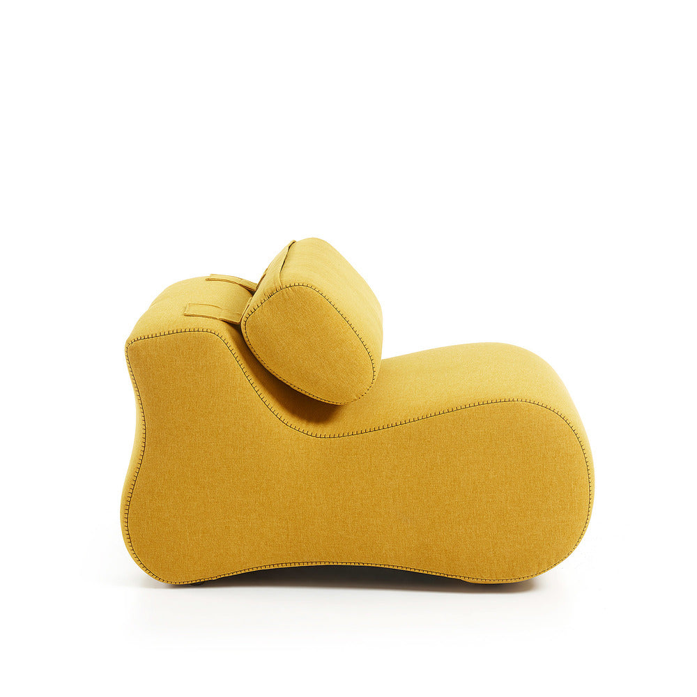 Comma Occasional Chair Mustard
