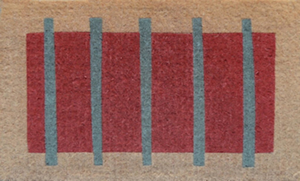 Stripe Box Regular Doormat