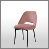 Germain Dining Chair Blush