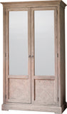 Surrey 2 Door Mirrorred Wardrobe