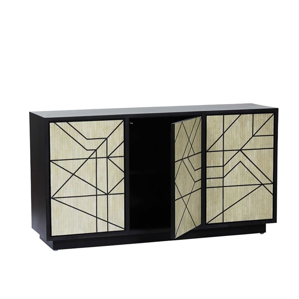 Abstract Bone Inlay Buffet