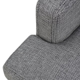 Roland Lounge Chair Oslo Grey