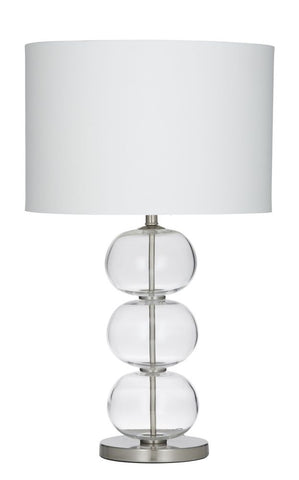 Lily Table Lamp Pair