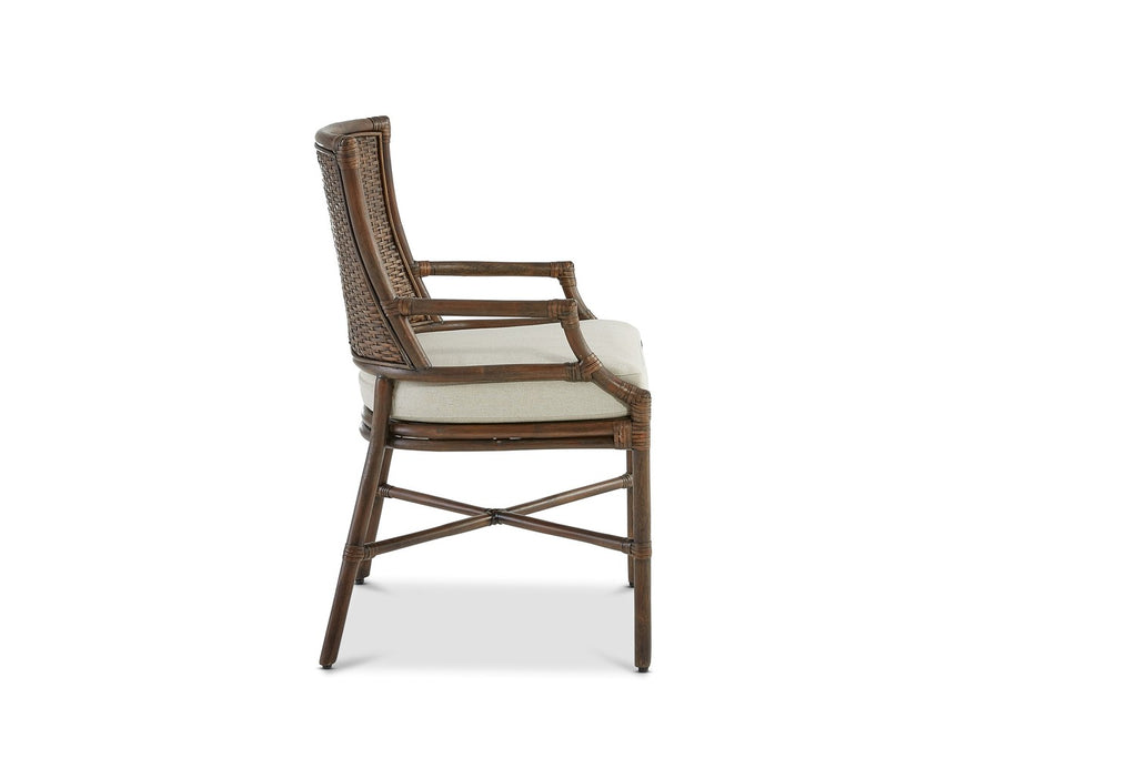 Ashton Dining Chair Coffee Bean