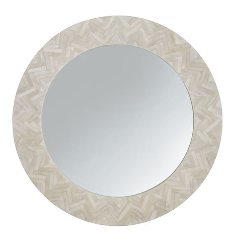 Aisha Bone Inlay Mirror