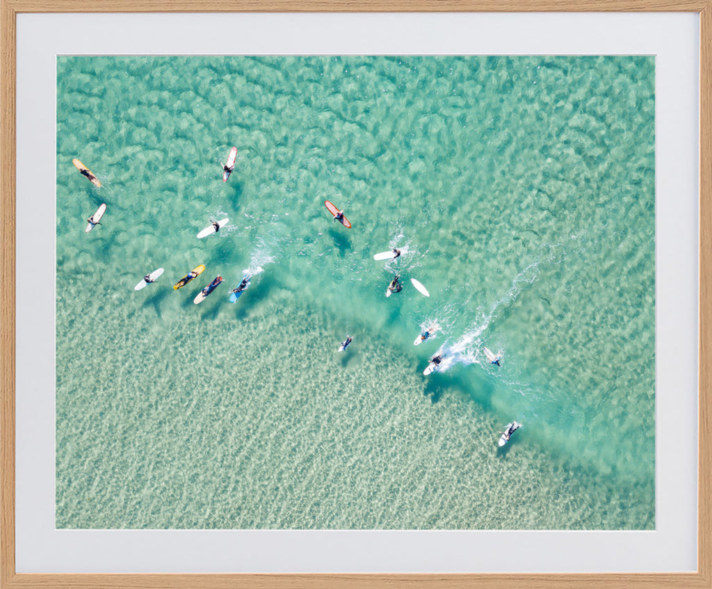 Crystal Clear Photographic Framed Print