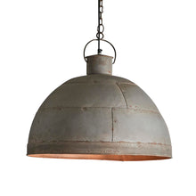 Steedman Medium Pendant Grey