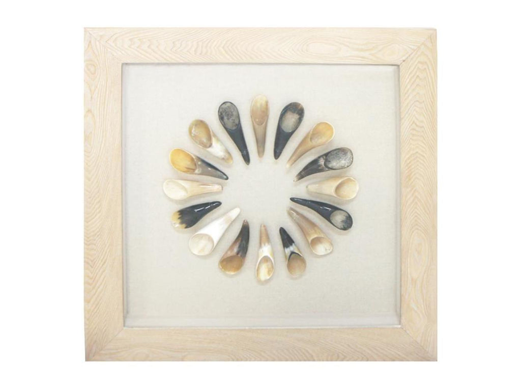 Kadek Wall Art with Frame