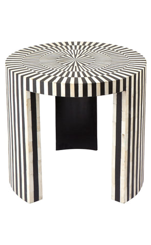 Merci Bedside Table Large Black