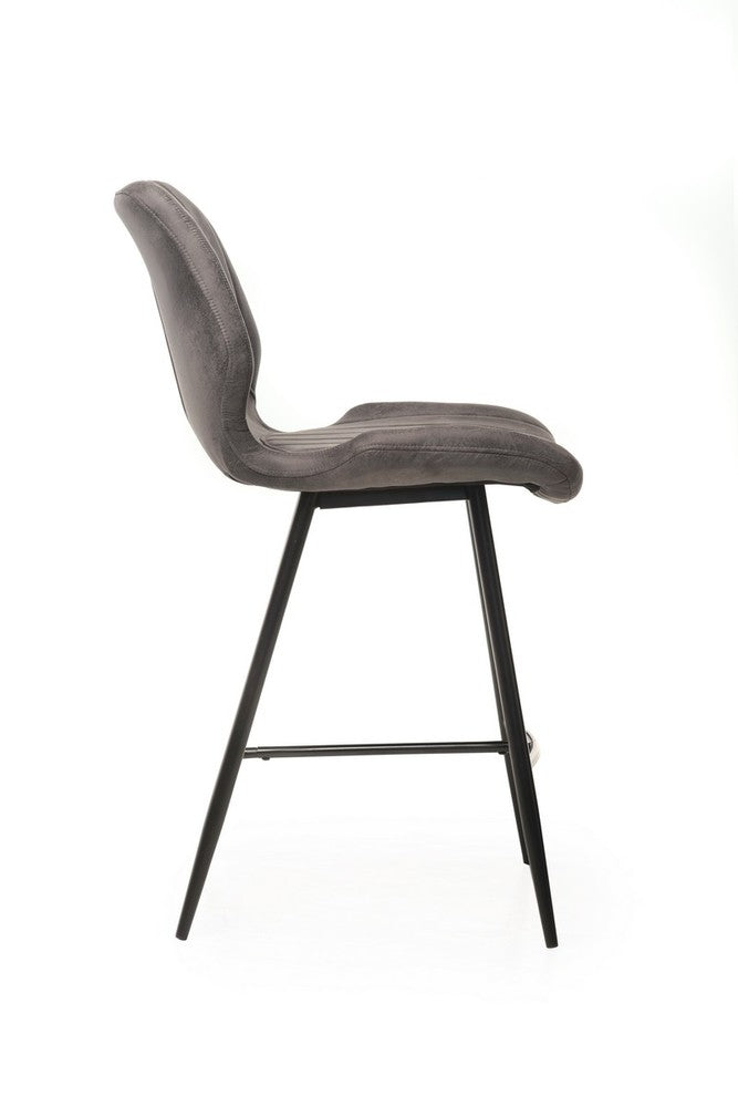 Colombo Bar Stool Grey