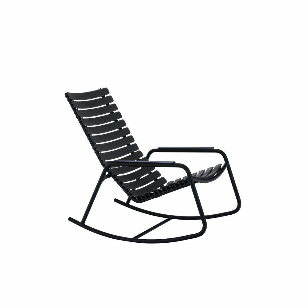 Clips Rocking Chair Black