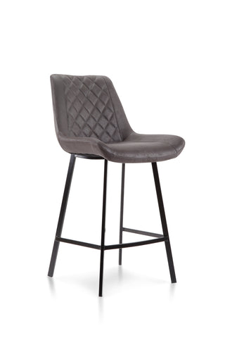 Costa Bar Stool Charcoal