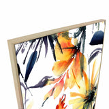 Luscious Canvas Print with Floating Frame