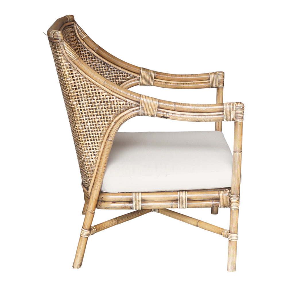 Swain Rattan Occasional Chair