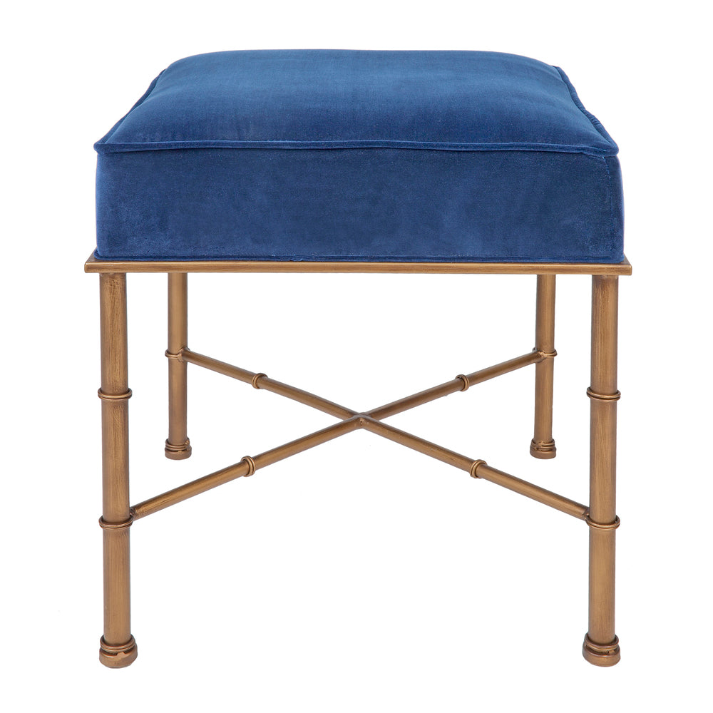 Clara Stool Royal Blue