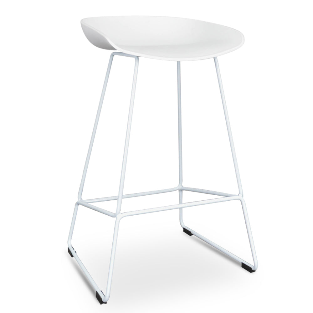 Scott Counter Stool White