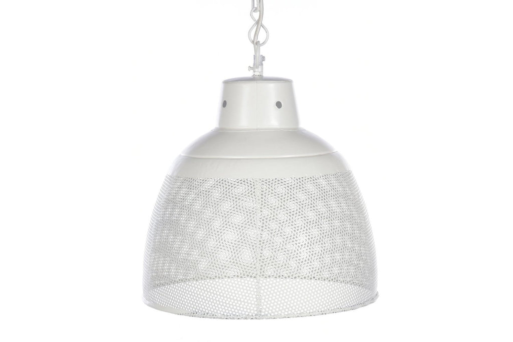 Factory White Pendant Large