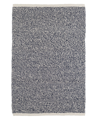 Terry Indigo Cotton Rug