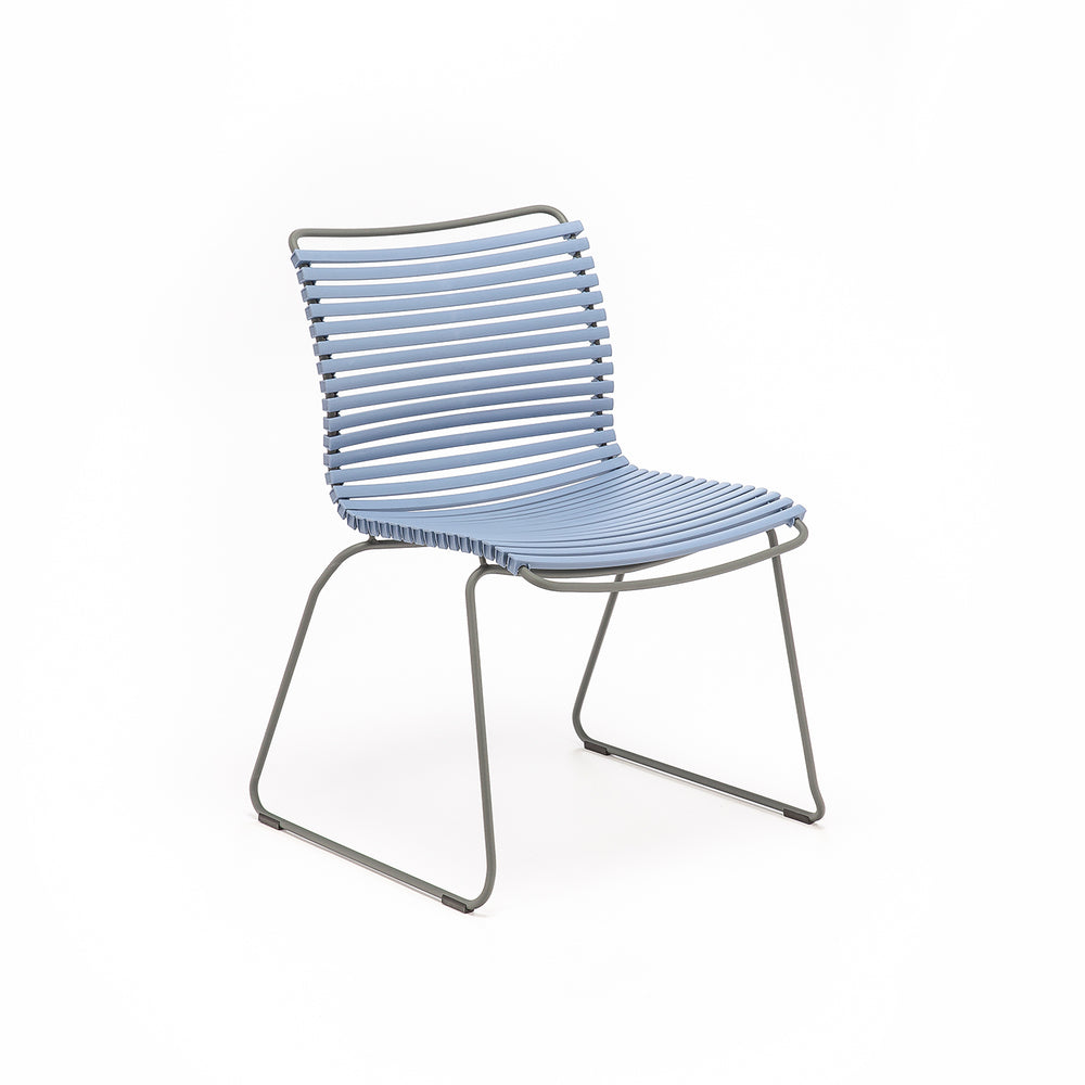 Click Outoor Dining Chair Pigeon Blue