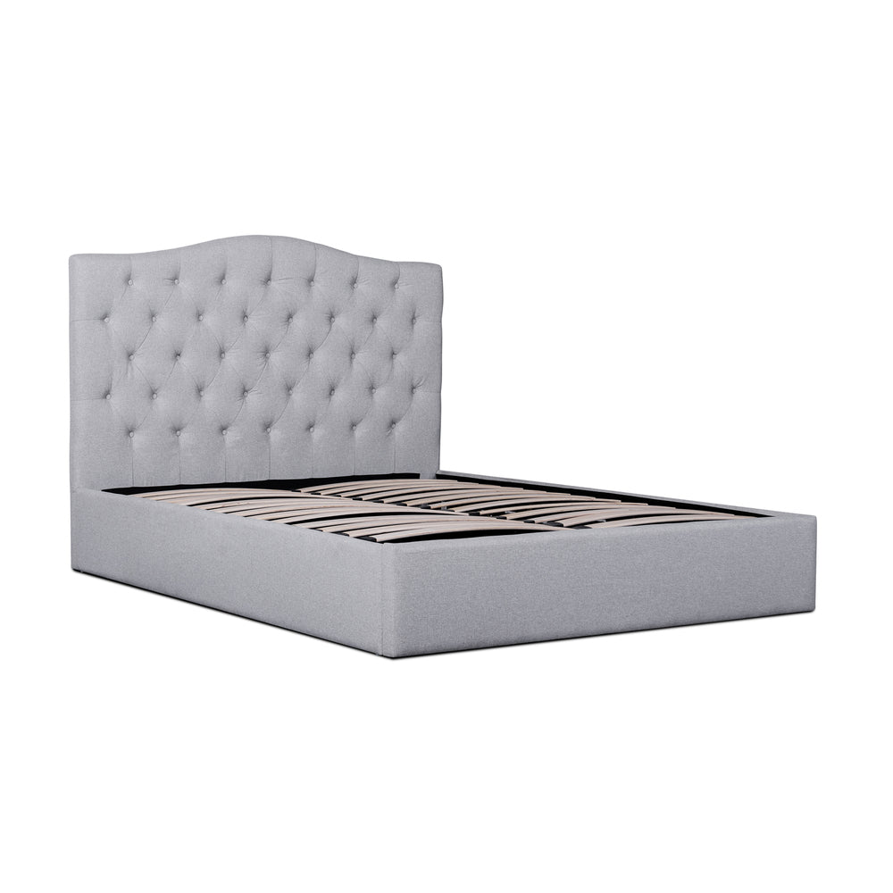 Palasade Bed Rhino Grey King