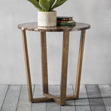 Cornelius Round Side Table