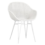Angola Dining Chair White