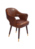 Perrier Leather Chair