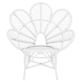 Petal Occasional Chair White