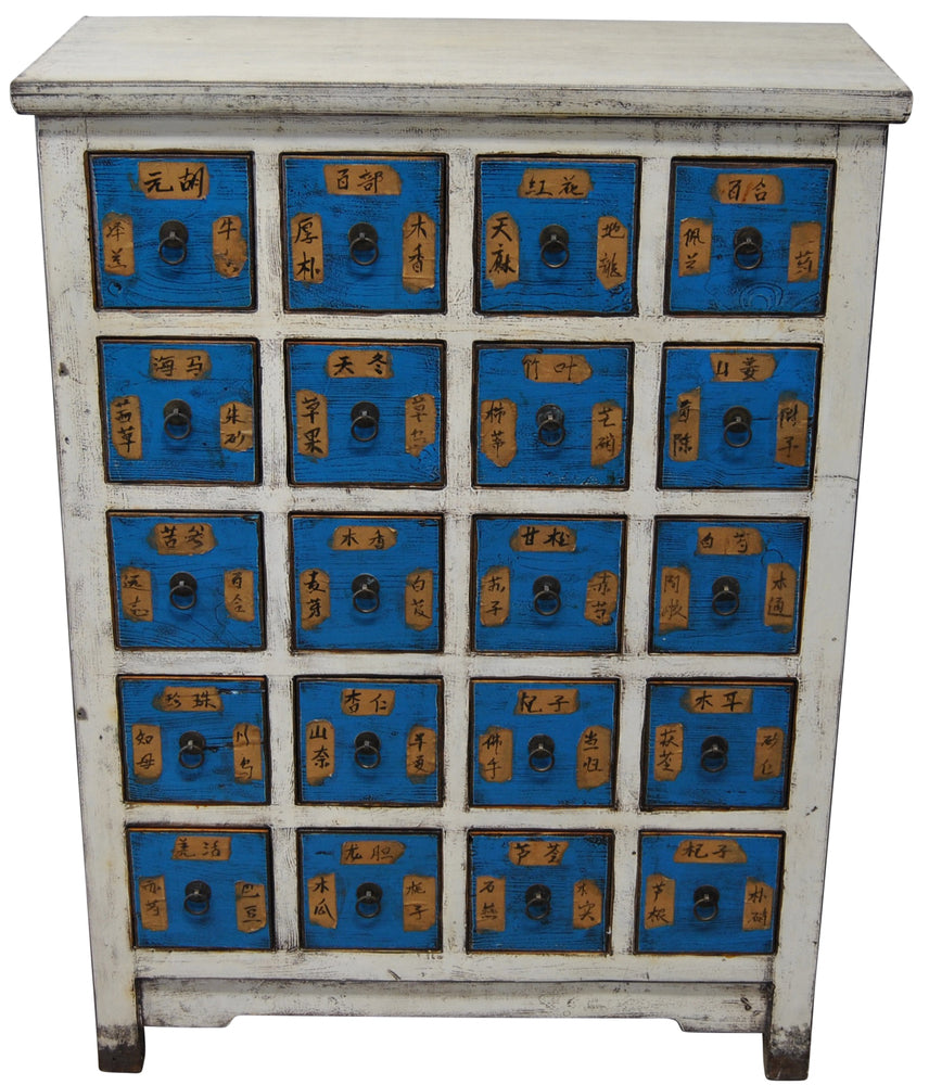 ... Traditional Chinese Medicine Cabinet 20 Drawers ...